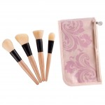 Set Pinceaux - 4 Face Brush Set COASTAL SCENTS