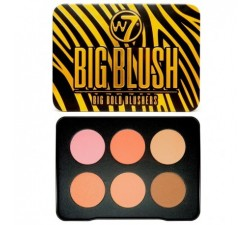Palette Blush - Big Blush W7