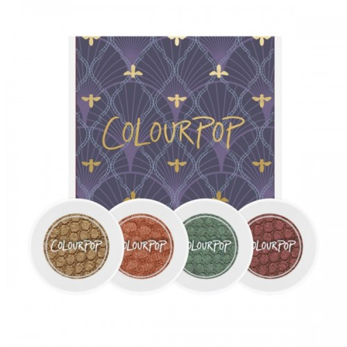 Ombres à Paupières - Super Shock Shadow Collection - Love Line COLOURPOP
