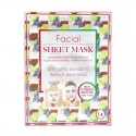 Masque Visage Tissu - Facial Sheet Mask