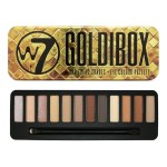 Palette Goldibox W7