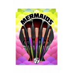 Set 5 Pinceaux - Mermaid Brush Collection W7