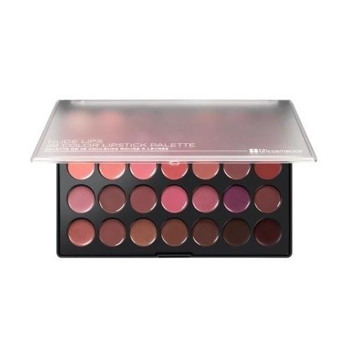 Palette Rouge à Lèvres - Nude Lips 28 Color Lipstick Palette BH COSMETICS