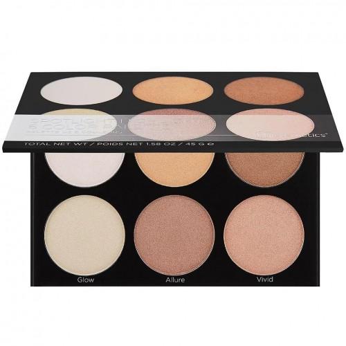 Palette Illuminateur - Spotlight Highlight - 6 Color Palette BH COSMETICS