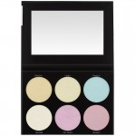 Palette Illuminateur - Blacklight Highlight - 6 Color Palette BH COSMETICS