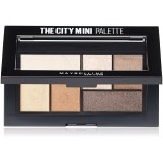Palette Yeux - The City Mini Palette MAYBELLINE