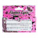 Faux Cils Individuels - False Eye Lashes - Flutter Eyes W7