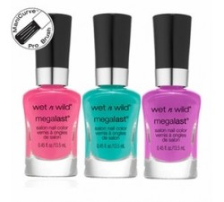 Vernis à Ongles Mega Last Nail Color WET N WILD