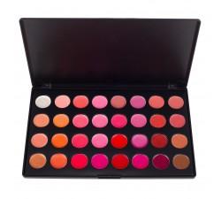 Palette Lèvres - 32 Lip Palette COASTAL SCENTS