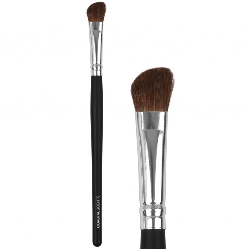 Pinceau Classic Shadow Angle Brush Natural COASTAL SCENTS