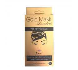 Masque Visage - Gold Mask Luxurious