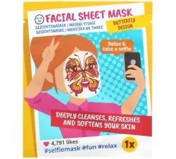 Masque Visage Tissu - Facial Sheet Mask - Selfiemask