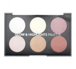 Palette Illuminateur - Glow & Highlights Palette - 1