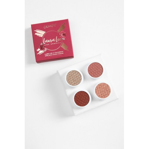 Ombres à Paupières - Super Shock Shadow Collection - NKLA x Laura Lee COLOURPOP