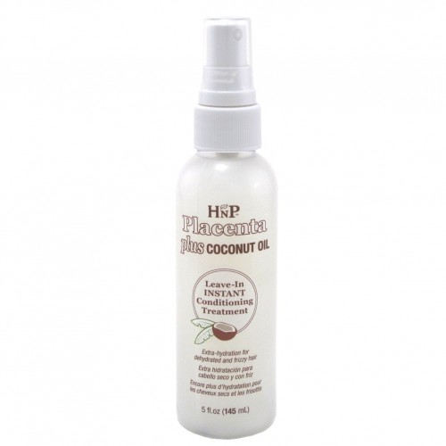 Huile Capillaire - Hask Placenta Plus - Coconut Oil HASK