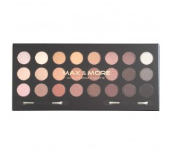 Palette Yeux - 24 Eyeshadows Palette MAX & MORE