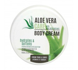 Crème Corps - Aloe Vera Care - Body Cream