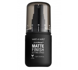 Finition Teint - Photo Focus Matte Finish Setting Spray WET N WILD