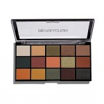 Palette Re-Loaded - Iconic Division MAKEUP REVOLUTION