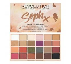 Palette Yeux - Soph Eyeshadow Palette MAKEUP REVOLUTION