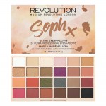 Palette Yeux - Soph Eyeshadow Palette MAKEUP REVOLUTION