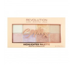 Palette Illuminateurs - Soph Highlighter Palette MAKEUP REVOLUTION