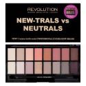 Palette - New-trals vs Neutrals Palette MAKEUP REVOLUTION