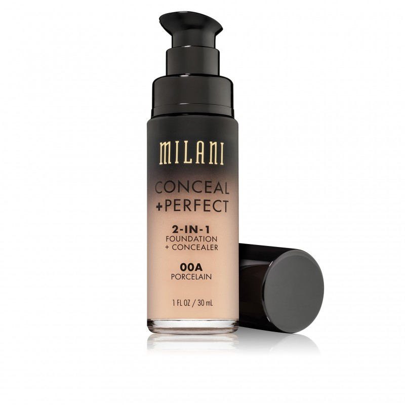 Fond De Teint Conceal Perfect 2 In 1 Foundation