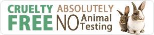 Non testé sur les animaux